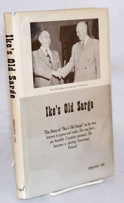 Dallas: Royal Publishing Co, 1964. Hardcover. 200p., photos, very good first edition in dj. Jacket h...