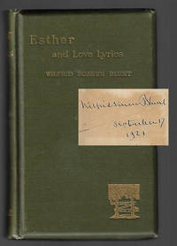 Esther, Love Lyrics, and Natalia's Resurrection [SIGNED]
