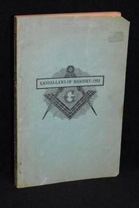 image of Kansas- Laws of Masonry- 1953