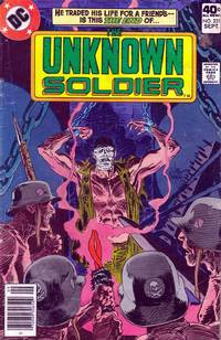 The Unknown Solider #231 September 1979