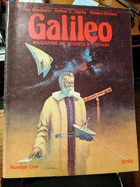 Galileo Magazine Of Science & Fiction Number One  First Issue September 1976