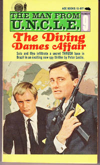 The Man from U.N.C.L.E. # 8: The Diving Dames Affair