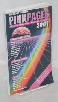 image of New England's Community Pink Pages for the gay, lesbian, bisexual_transgender community 2001