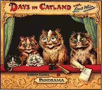 DAYS IN CATLAND: FATHER TUCK'S PANORAMA