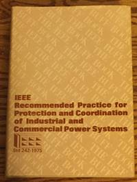 image of IKEE Recommended Practice for Protection and Coordination of Industrial and Commercial Power Systems