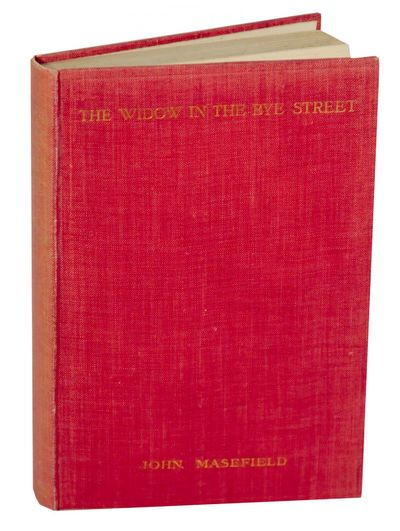 London: Sidgwick & Jackson Ltd, 1912. First edition. Hardcover. 97 pages. A tight very good copy in ...