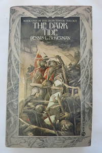 THE DARK TIDE  (Signed by Author)