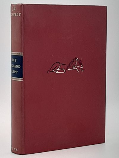 New York.: Wilfred Funk., 1940. 3rd printing, August 1940.. Red cloth, white spine title on a black ...