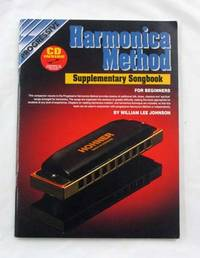 Progressive Harmonica Method Supplementary Songbook [CD Included]