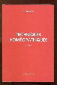 Techniques homéopathiques