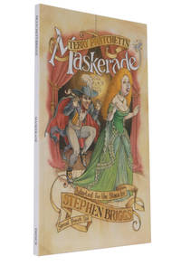 Maskerade: A Play by Terry Pratchett [adapted by Stephen Briggs] - Paperback - Signed First Edition - 1998 - from Hyraxia and Biblio.co.uk