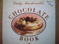 Lady Macdonald's Chocolate Book