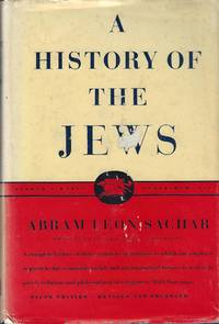A History of the Jews - Fifth Edition, Revised and Enlarged