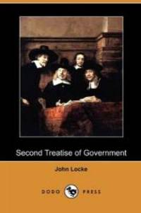 image of Second Treatise of Government (Dodo Press)