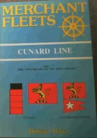 Merchant Fleets: Cunard Line (No. 12 Only)