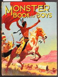 image of Monster Book for Boys