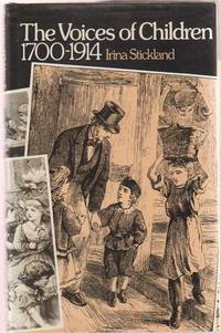 image of Voices of Children, 1700-1914