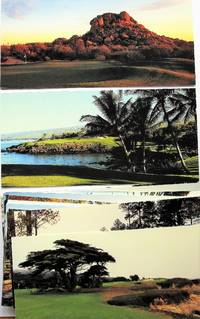 image of Golf Postcards. 30 Oversized Cards from Golf: A Panoramic Postcard Book