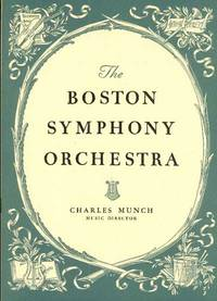image of PAST AND PRESENT OF THE BOSTON SYMPHONY ORCHESTRA, Together with an Account of its Conductors and Activities, 70th Anniversary Edition, The.