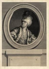 Original engraving by Auguste de St.-Aubin after the painting by S.B. Le Noir