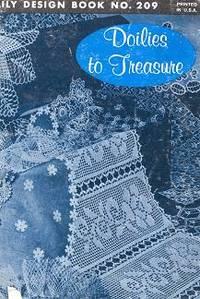 Doilies to Treasure (Lily Design Book No. 209)