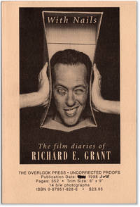 image of With Nails: The Film Diaries of Richard E. Grant.