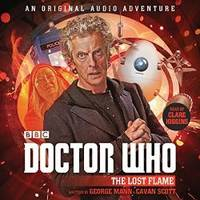 image of Doctor Who: The Lost Flame: 12th Doctor Audio Original