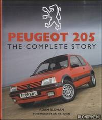 Peugeot 205. The Complete Story