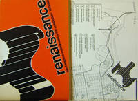 Rolling Renaissance (With Map); San Francisco Underground Art in Celebration:  1945 - 1968 by  Curators  Thomas et al - Paperback - First edition - 1968 - from Derringer Books (SKU: 14214)