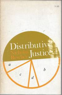 image of Distributive Justice: A Constructive Critique of the Utilitarian Theory of Distribution
