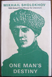 One Man's Destiny and other Stories, Articles and Sketches 1923-1963