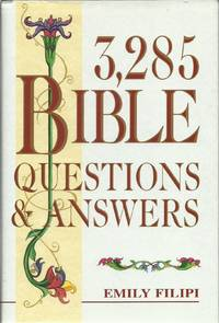image of 3,285 Bible Questions & Answers
