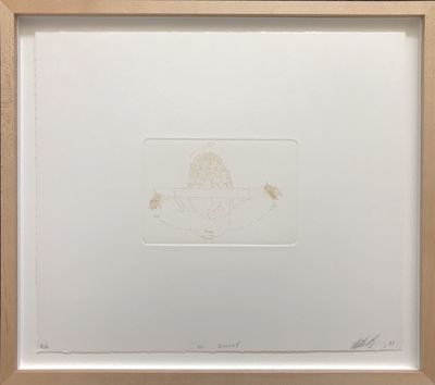 Minneapolis: Walker Art Center, 1999. Both prints in fine, excellent condition. Museum quality frame...