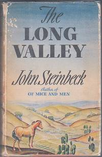 THE LONG VALLEY by  John STEINBECK - Hardcover - Later printing - 1938 - from Brian Cassidy Bookseller at Type Punch Matrix (SKU: 11877)