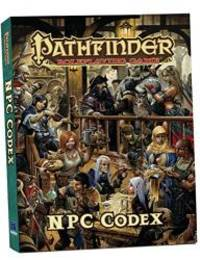 image of Pathfinder Roleplaying Game: NPC Codex Pocket Edition