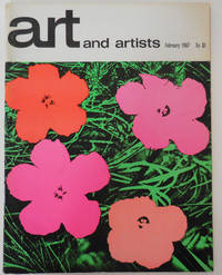 Art and Artists Volume One Number 11 (Andy Warhol cover)