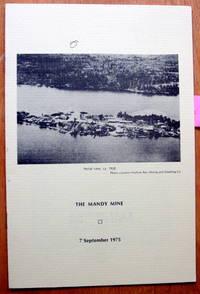 The Mandy Mine. 7 September 1975