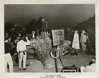The Scarlet Hour (Original photograph from the set of the 1956 film)