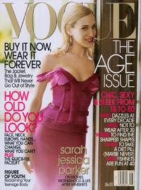 image of VOGUE - THE AGE ISSUE - SARAH JESSICA PARKER