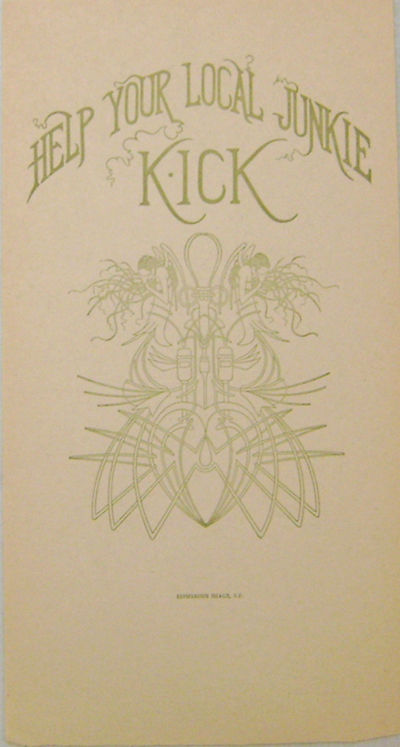 San Francisco: Zephyrus Image, No date. First edition. Loose Sheets. Near Fine. Linocut poster desig...