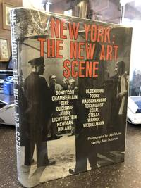 NEW YORK: THE NEW ART SCENE