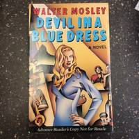 image of DEVIL IN A BLUE DRESS [Signed ARC]