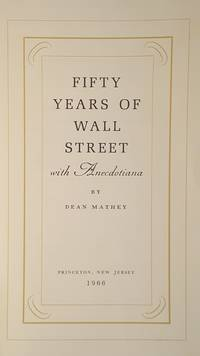 Fifty Years of Wall Street