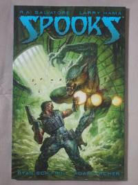 Spooks by Salvatore, R. A. & Geno; & Schifrin, Ryan - 2008