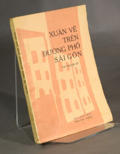 Hanoi: Thanh Niên, 1969. First edition, 12mo, pp. 174, ; a few pages dogeared, pages toning, else...