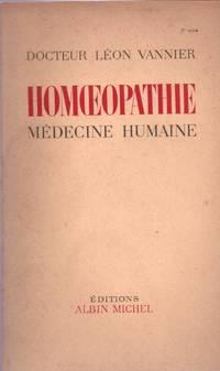 Homéopathie médecine humaine