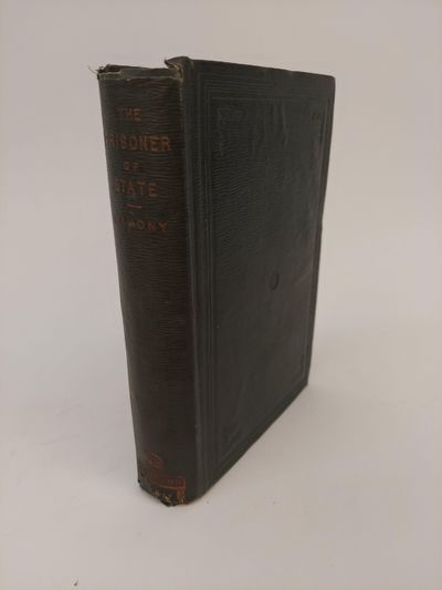 New York: Carleton, 1863. First Edition. Hardcover. Octavo, 414 pages; VG-; Spine green with gilt te...