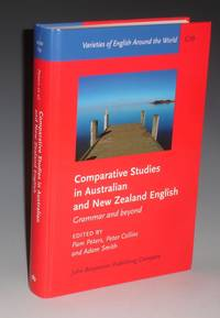 image of Comparative Studies in Australian and New Zealand English Grammar and Beyond