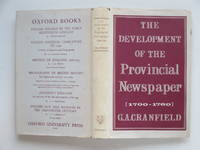 image of The development of the provincial newspaper (1700 - 1760)