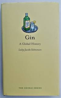 image of Gin: a global history.
